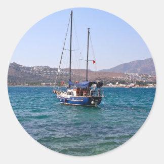 Yacht Stickers