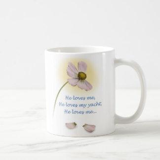 "YachTees_""He Loves Me, He Loves My Yacht"" mug"
