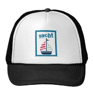 Yachting - Boating Sailing Sail Boat Trucker Hats