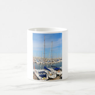 Yachting Coffee Mug