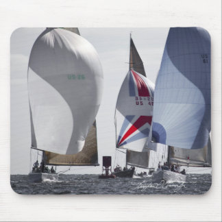 Yachting Mouse Pads