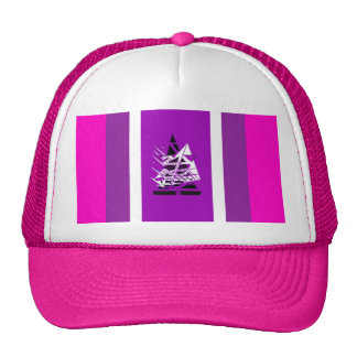 Yachts Pink Hat