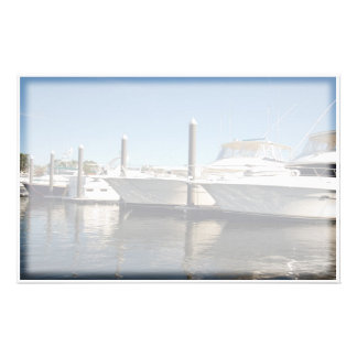Yachts Stationary Stationery