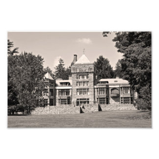 Yaddo Mansion Photo Art