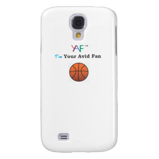YAF Basketball Galaxy S4 Covers