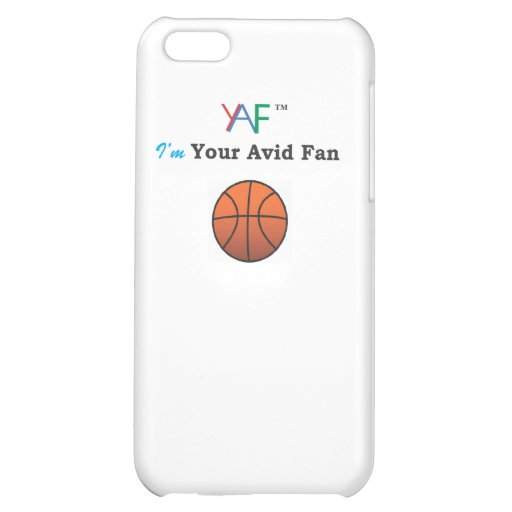 YAF Basketball iPhone 5C Covers