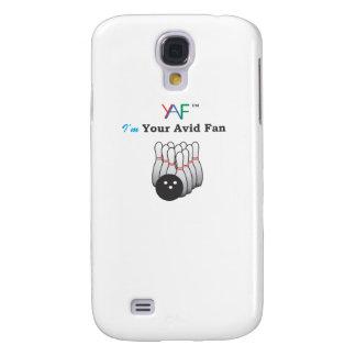 YAF Bowling Galaxy S4 Case
