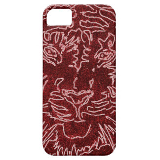 yah-boo tiger iPhone 5 covers