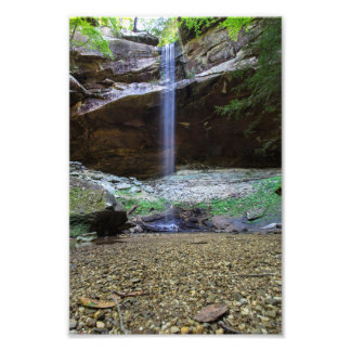 Yahoo Falls, Kentucky Photo Print