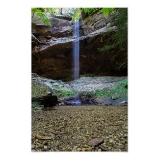 Yahoo Falls, Kentucky Poster