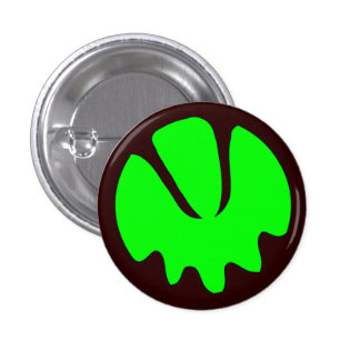 Yahooti Thorg 3 Cm Round Badge