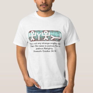 Yahuah is Almighty T-Shirt
