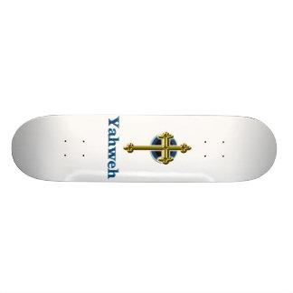Yahweh Gifts 20.6 Cm Skateboard Deck