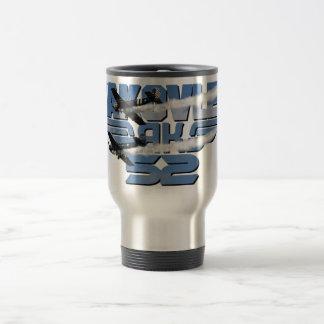 YAK-52 beer jug Stainless Steel Travel Mug