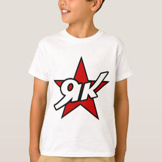 Yak 52 Red Star Logo T-Shirt