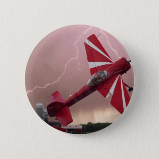 YAK 55 AEROBATIC 6 CM ROUND BADGE