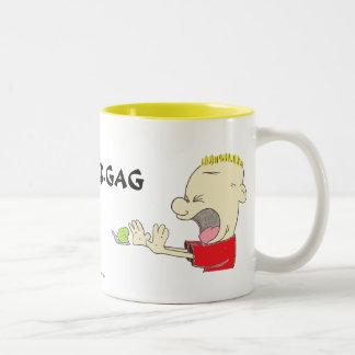 Yak-Ack-Gag! Mug