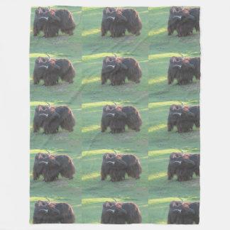 Yak Fleece Blanket