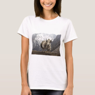 Yak in Nepal T-Shirt