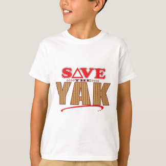 Yak Save T-Shirt