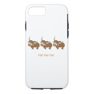 Yak! Yak! Yak! iPhone 7 Case