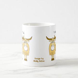 Yak. Yak. Yak. mug