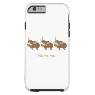 Yak! Yak! Yak! Tough iPhone 6 Case