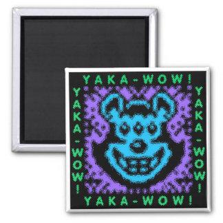 YAKA-WOW! 3-Eyed Critter Magnet