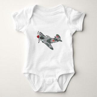 yakovlev yak-3 baby bodysuit