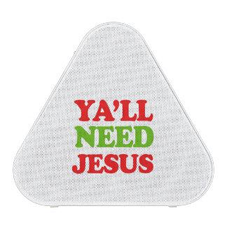 Ya'll Need Jesus -- Holiday Humor Speaker