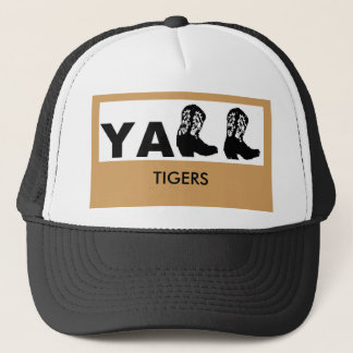 YALL TIGERS TRUCKER HAT
