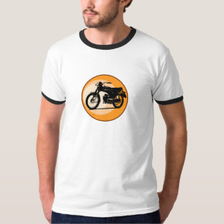 Yamaha FS1E 'FIZZY' Classic moped T-Shirt