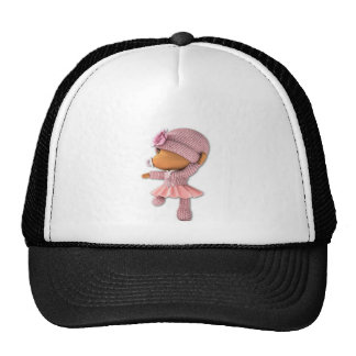 Yamchi Ballerina Trucker Hat