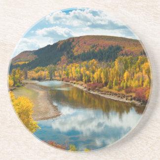 Yampa River In Autumn Coaster