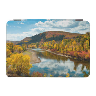 Yampa River In Autumn iPad Mini Cover