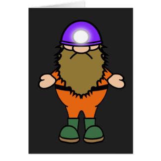 Yampi Caveman Card
