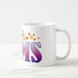 Yams Eat Basic White Mug