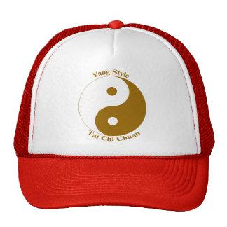 Yang Style Tai Chi Chuan Cap
