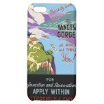 Yangtsze Yangtze River Gorges Vintage Travel Art Cover For iPhone 5C