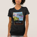 Yangtsze Yangtze River Gorges Vintage Travel Art Tshirt