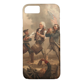 Yankee Doodle 1876 iPhone 7 Case