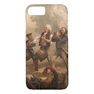 Yankee Doodle 1876 iPhone 7 Case