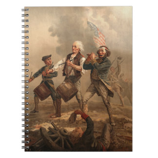 Yankee Doodle 1876 Note Book
