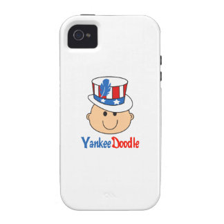 YANKEE DOODLE BABY iPhone 4 CASES