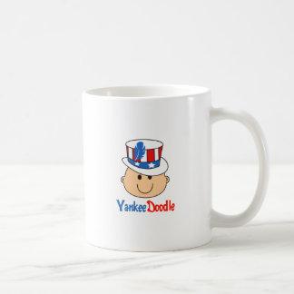 YANKEE DOODLE BABY COFFEE MUG