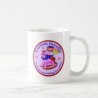 Yankee Doodle Basic White Mug
