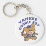 Yankee Doodle Boy Keychains