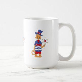 Yankee Doodle Dandy! Basic White Mug