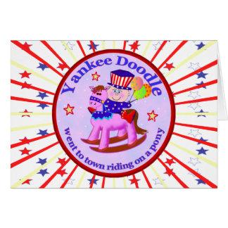 Yankee Doodle Dandy Card