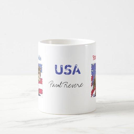 Yankee Doodle Dandy Classic White Coffee Mug
